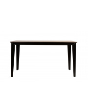 Stół prostokątny 140x70 drewniany Scuola 2100059 minimalistyczny stół Dutchbone