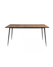 Stół prostokątny do jadalni Pepper 2100088 metalowy stół w stylu vintage Dutchbone