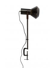 Lampa stołowa w stylu vintage Vox 5200055 metalowa oprawa stołowa Dutchbone