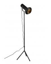 Lampa podłogowa w stylu vintage Vox 5100071 metalowa oprawa podłogowa Dutchbone