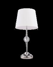 Lampa stołowa Monaco T01230WH COSMOLight elegancka klasyczna oprawa stołowa