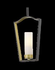 Lampa wisząca Dublin P01209BZ COSMOLight designerska nowoczesna oprawa wisząca