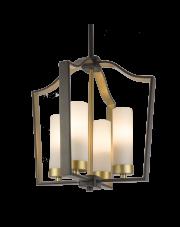 Lampa wisząca Dublin P04148BZ COSMOLight designerska nowoczesna oprawa wisząca