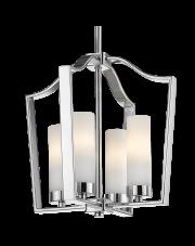 Lampa wisząca Dublin P04131CH COSMOLight designerska nowoczesna oprawa wisząca
