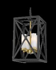 Lampa wisząca Dublin P04124BZ COSMOLight designerska nowoczesna oprawa wisząca