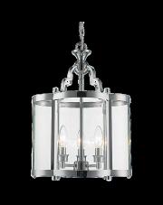Lampa wisząca New York P03943CH COSMOLight designerska klasyczna oprawa wisząca