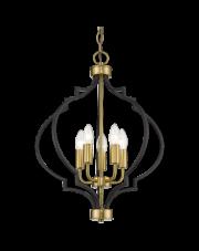 Lampa wisząca Nashville P05179BK AU COSMOLight dekoracyjna oryginalna oprawa wisząca