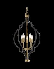 Lampa wisząca Nashville P05186BK AU COSMOLight dekoracyjna oryginalna oprawa wisząca