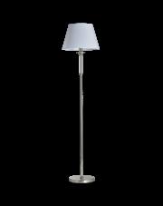 Lampa podłogowa Siena F01322WH NI COSMOLight designerska klasyczna oprawa stojąca