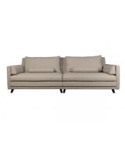 Sofa 3-osobowa w kolorze piaskowym Linde 3200130 mebel wypoczynkowy Dutchbone