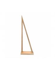 Lampa podłogowa Segel 1213174 SPOTlight Premium Collection drewniana designerska oprawa stojąca