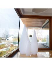 Lampa ogrodowa Duszek różne rozmiary Jadar Garden zewnętrzna lampa stojąca w dekoracyjnym stylu