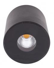 Oprawa natynkowa Plazma IP54 C0151 Maxlight nowoczesna oprawa w kolorze czarnym