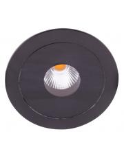 Oprawa wpuszczana Plazma IP54 H0088 Maxlight nowoczesna oprawa w kolorze czarnym