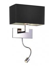 OUTLET Kinkiet Martens MB2251-B-LED-R BK AZzardo oprawa ścienna w stylu nowoczesnym