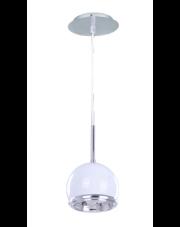 OUTLET Lampa wisząca Ball 5009112 Spotlight minimalistyczna biała oprawa wisząca