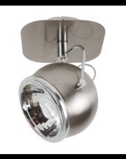 OUTLET Kinkiet Ball 5009127 Spotlight minimalistyczna srebrna oprawa ścienna