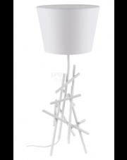 OUTLET Lampa stołowa Glenn 7222102 SPOTLight biała stylowa oprawa stołowa