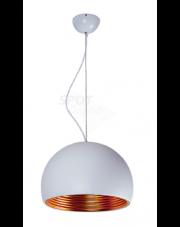 OUTLET Lampa wisząca Tuba 5183102 SPOTLight biała stylowa oprawa wisząca
