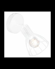 OUTLET Kinkiet Megan 2743102 Spotlight nowoczesna biała oprawa ścienna