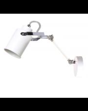 OUTLET Kinkiet Retro Britop 2769102 Spotlight biała oprawa ścienna w stylu nowoczesnym