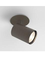 Plafon Ascoli 1286022 Astro Lighting nowoczesna oprawa w kolorze brązowym