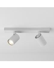 Plafon Ascoli Twin 1286034 Astro Lighting nowoczesna oprawa w kolorze białym