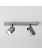 Plafon Ascoli Twin 1286036 Astro Lighting nowoczesna oprawa w kolorze matowego niklu