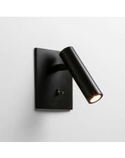 Kinkiet Enna Square 1058024 Astro Lighting nowoczesna oprawa w kolorze czarnym