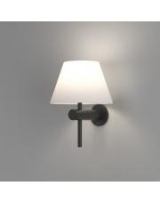 Kinkiet Roma 1050007 Astro Lighting nowoczesna oprawa w kolorze czarnym