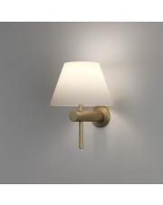 Kinkiet Roma 1050009 Astro Lighting nowoczesna oprawa w kolorze matowego złota