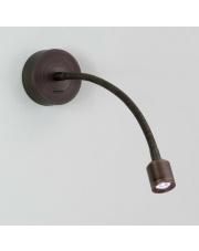 Kinkiet Fosso Switched LED 1138011 Astro Lighting nowoczesna oprawa w kolorze brązu