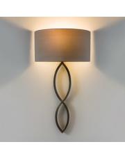 Kinkiet Caserta 1349010 Astro Lighting nowoczesna oprawa w kolorze brązu