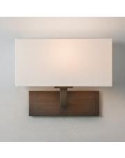 Kinkiet Park Lane 1080044 Astro Lighting nowoczesna oprawa w kolorze brązu
