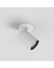 Plafon Aqua Recessed 1393007 Astro Lighting nowoczesna oprawa w kolorze białym