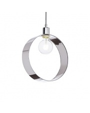 OUTLET Lampa wisząca Anello 015316 Ideal Lux oprawa wisząca w stylu nowoczesnym