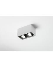 Oprawa natynkowa Tweet NT 50.2 GU10 7W 3.2128 minimalistyczna lampa sufitowa Labra
