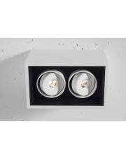 Oprawa natynkowa Solid 110.2 NT mini.LED 8.5W 850lm 47° 3.1897 minimalistyczna ledowa lampa sufitowa Labra