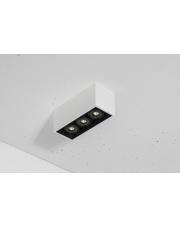 Oprawa natynkowa Solid 110.3 NT mini.LED 8.5W 850lm 47° 3.1898 minimalistyczna ledowa lampa sufitowa Labra