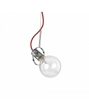 Lampa Wisząca Radio SP1 113333 Ideal Lux nowoczesna oprawa w kolorze chromu