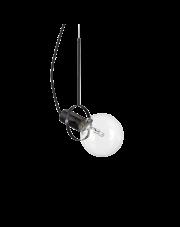 Lampa Wisząca Radio SP1 113364 Ideal Lux nowoczesna oprawa w kolorze czarnym