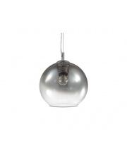 Lampa Wisząca Discovery Fade SP1 D20 149585  Ideal Lux nowoczesna szklana oprawa