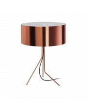 Lampa stołowa Diagonal 855B-G05X1A-37 Exo