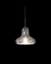 Lampa wisząca Lido-1 SP1 168326 Ideal Lux przydymiona szklana oprawa w dekoracyjnym stylu