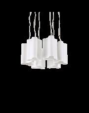 Lampa wisząca Compo SP6 208046 Ideal Lux dekoracyjna oprawa w nowoczesnym stylu