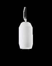Lampa wisząca Origami-2 SP1 200590 Ideal Lux podłużna biała oprawa w dekoracyjnym stylu