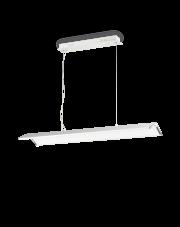 Lampa wisząca Croisette SP1 Small 221199 Ideal Lux podłużna oprawa w nowoczesnym stylu