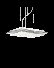 Lampa wisząca Superior SP6 175287 Ideal Lux szklana oprawa w nowoczesnym stylu