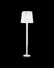 Lampa podłogowa Effetti PT1 132969 Ideal Lux biała oprawa w dekoracyjnym stylu