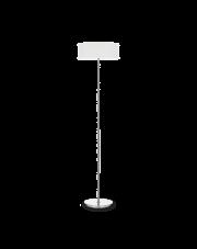 Lampa podłogowa Woody PT1 143163 Ideal Lux biała oprawa stojąca